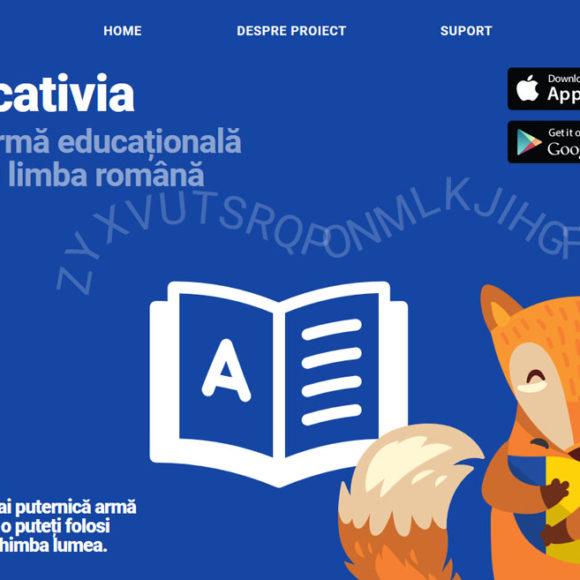 Educativia – cea mai modernă platformă de învățare a limbii române