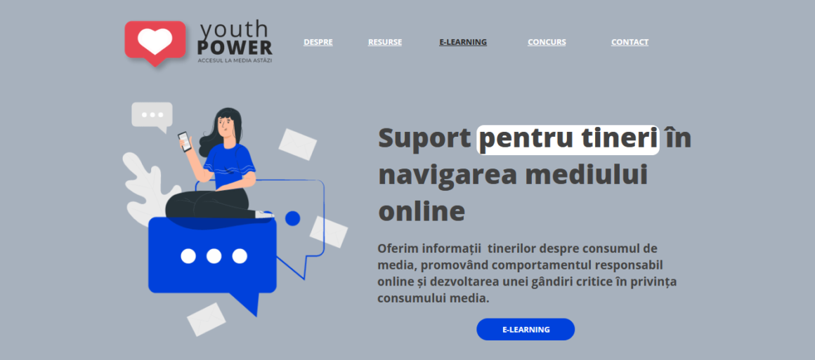 YOUTH POWER – PUTEREA TINERILOR